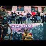 「Cam'ron - Medellin」ミュージックビデオのサムネイル画像です。