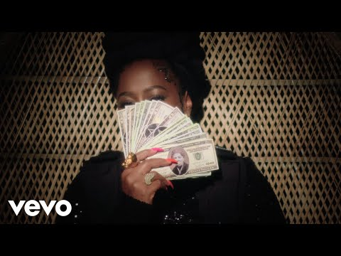 「Rapsody - Oprah feat. Leikeli47」ミュージックビデオのサムネイル画像です。