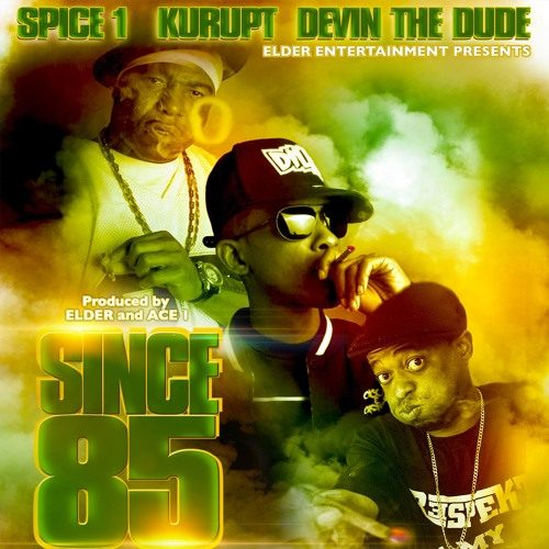 「Spice 1 – Since 85」他、週刊新譜る10(2019/6/5~6/12)