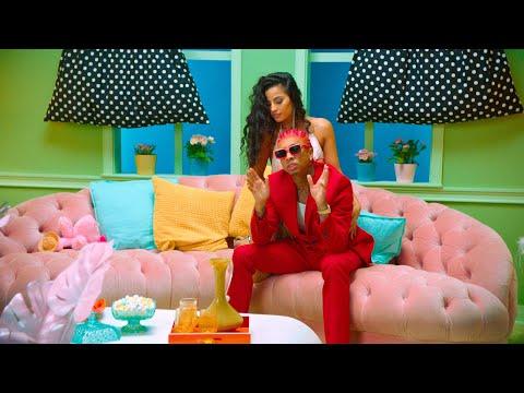 「Tyga - Ayy Macarena」ミュージックビデオのサムネイル画像です。